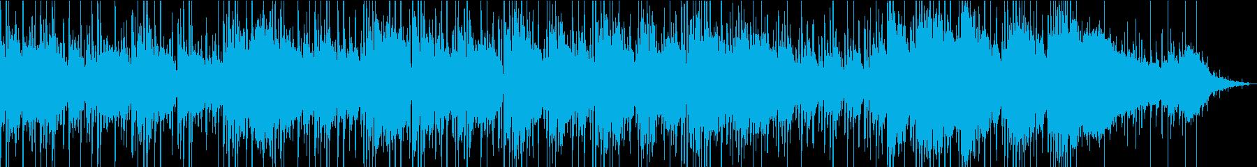 工業用サウンドトラックは、高級車の...の再生済みの波形
