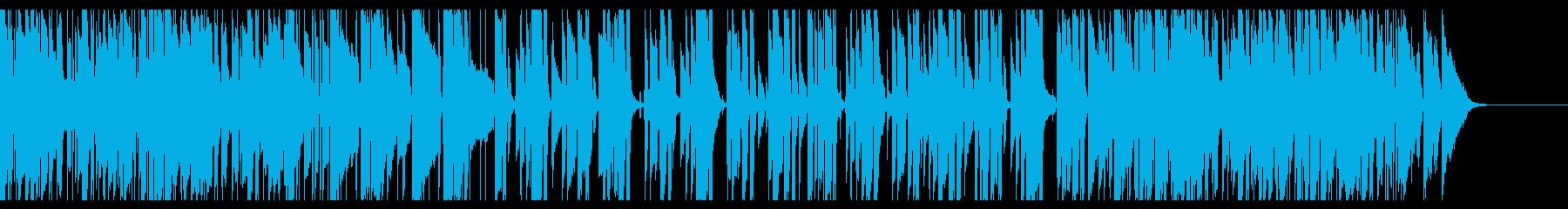アコギとピアノの明るいポップス 生演奏の再生済みの波形