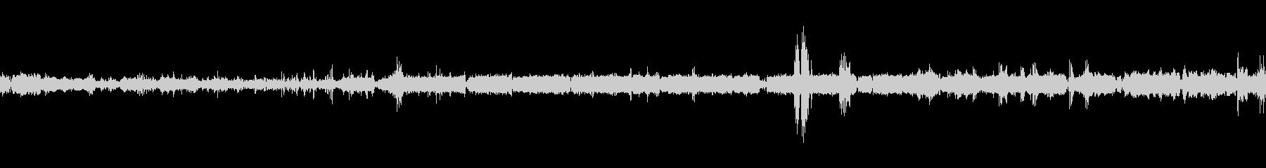 自然 トロピカルリバーワイルドライフ01の未再生の波形