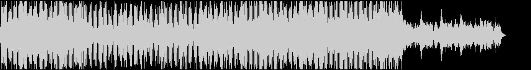シャンシャン系〜幸せのクリスマスBGMの未再生の波形