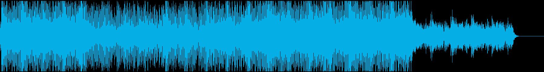 シャンシャン系〜幸せのクリスマスBGMの再生済みの波形