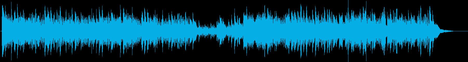 民謡 アルプス一万尺 アコギ カントリーの再生済みの波形