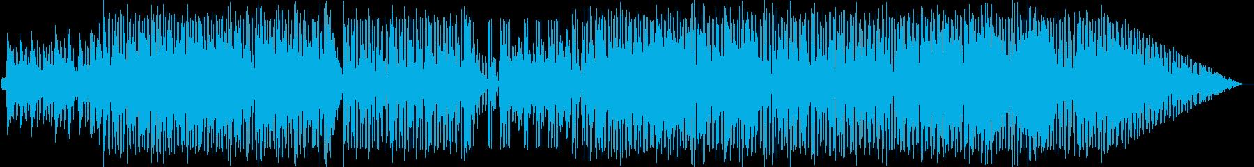 ポップ。キャッチーな歌。メロディックの再生済みの波形