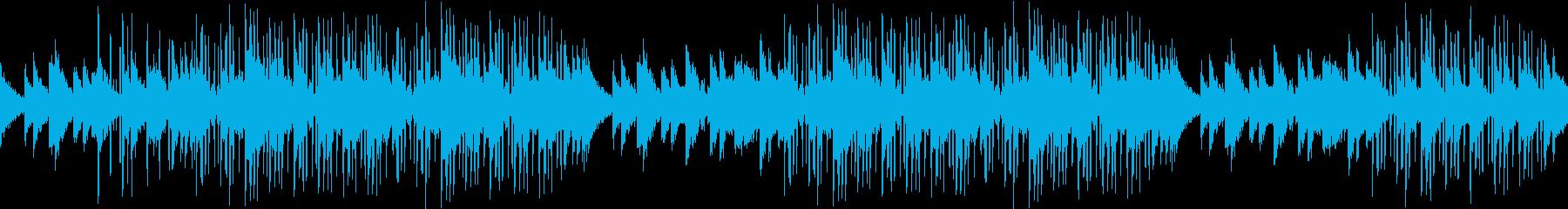 切ない・アンビエント・ピアノ・お洒落の再生済みの波形