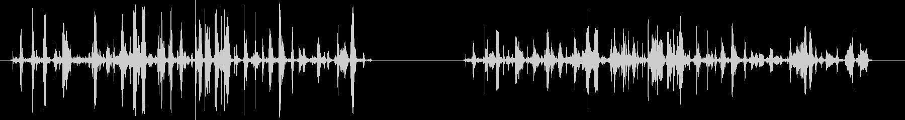 ファイトシーン-2バージョン-処理...の未再生の波形
