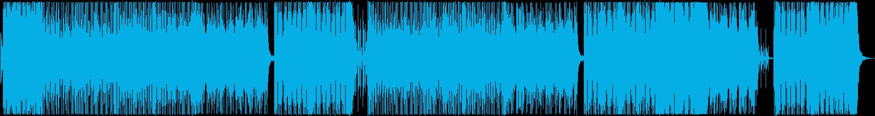 ポップロック ポジティブ 明るい ...の再生済みの波形