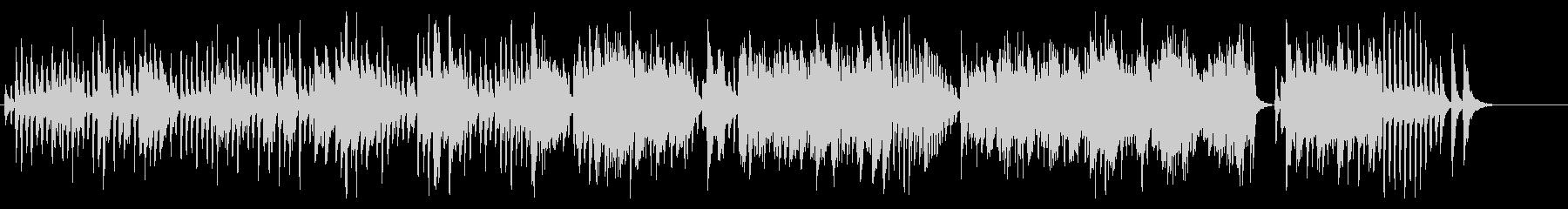 トマ作曲のガヴォットをヴァイオリンでの未再生の波形