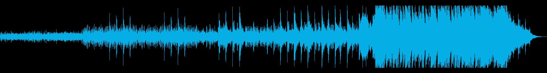 アートミュージック BGMに ピアノ他の再生済みの波形