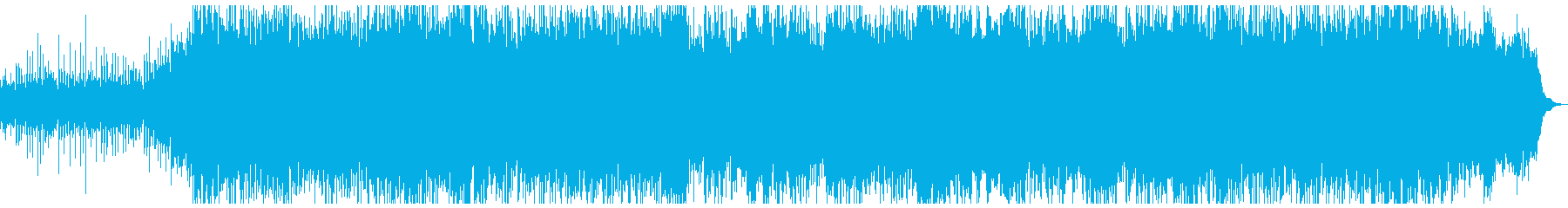 フルートによる柔らかい雰囲気のポップスの再生済みの波形