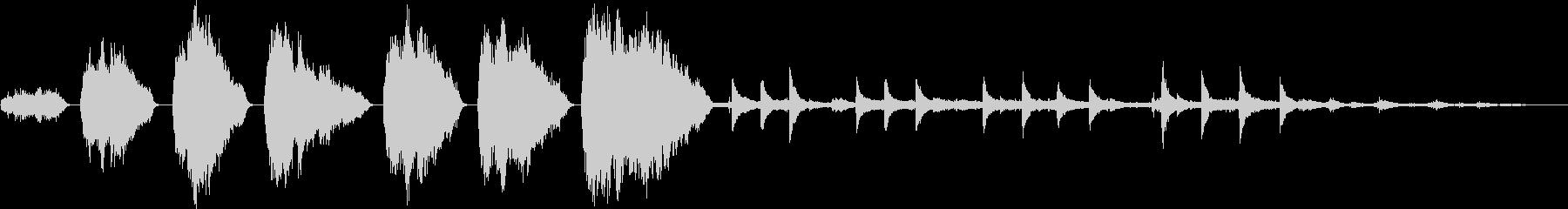 アンビエントニューエイジ、合唱団ボ...の未再生の波形