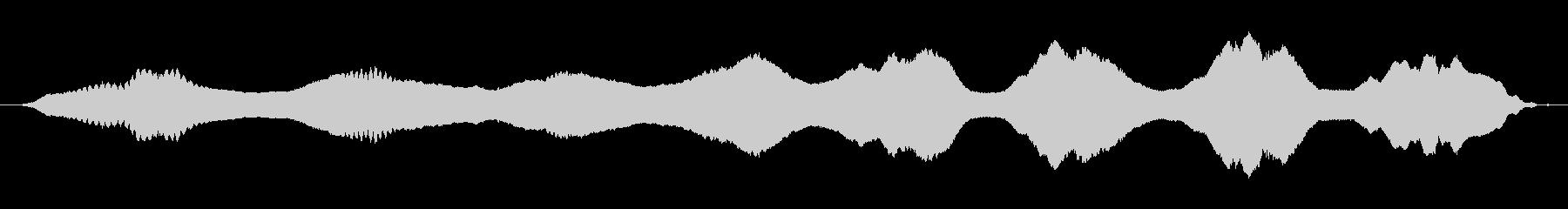 漫画スライドホイッスル:バルーンラ...の未再生の波形