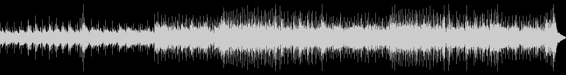 スロー。ピアノバー。ハーモニカの未再生の波形