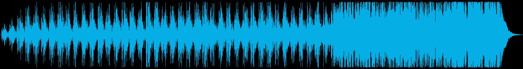 アンビエント 実験的な 広い 壮大...の再生済みの波形