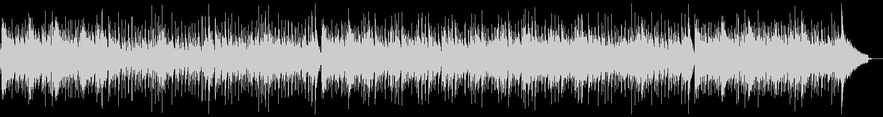 ぶらり旅ユーモラスで楽しい曲:和楽器版の未再生の波形
