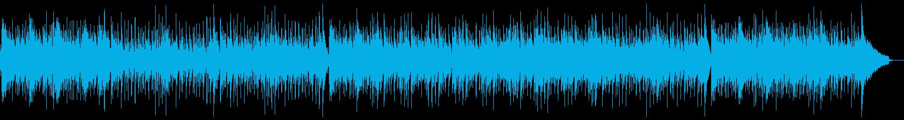 ぶらり旅ユーモラスで楽しい曲:和楽器版の再生済みの波形