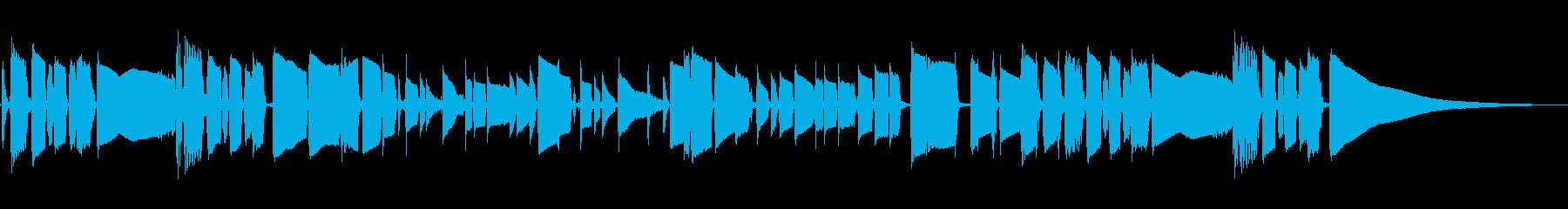 T.V.コンテンポラリーインスト気...の再生済みの波形