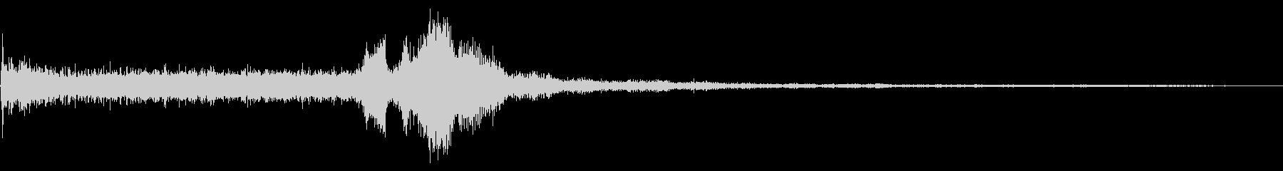 ハマーH1 SUV:EXT:スター...の未再生の波形