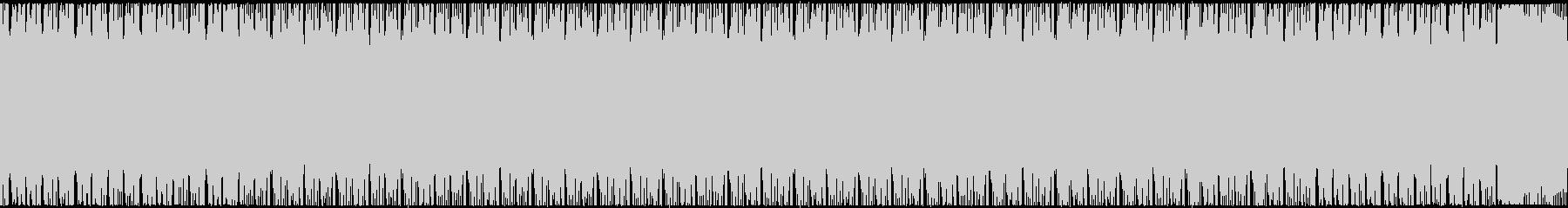 空間系シンセが気持ちいいブレイクビーツの未再生の波形