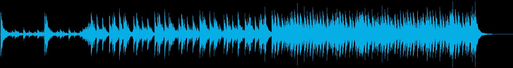 和太鼓アンサンブル(声なし)、力強いcの再生済みの波形