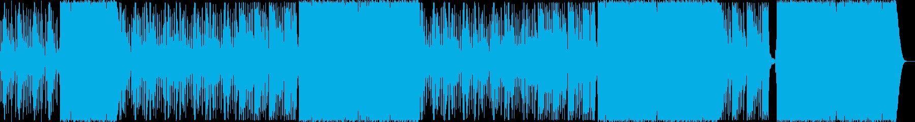 バイオリン/ヒップホップ/アラブ/#1の再生済みの波形