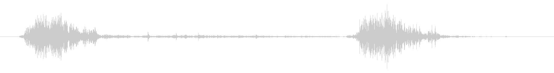 巨人 ボイドフォールボーンズ02の未再生の波形