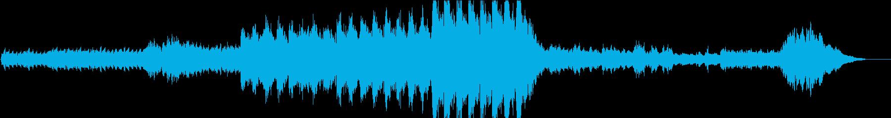 KANTオーケストラ1絶望の囁きの再生済みの波形