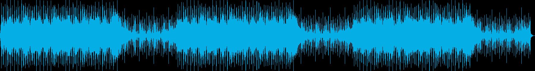ニュース原稿ドキュメント報道 追跡ゲームの再生済みの波形