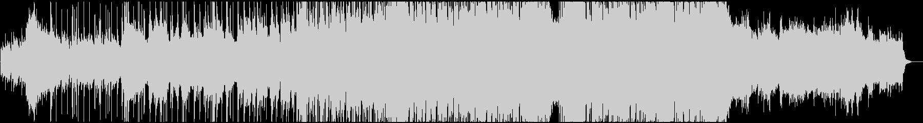Fantastic Illusionの未再生の波形
