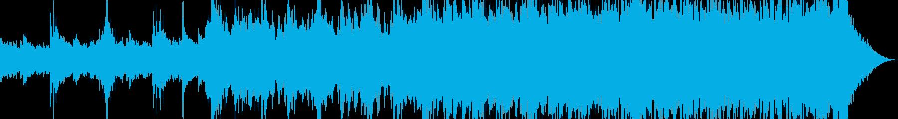 現代的 交響曲 クラシック アクテ...の再生済みの波形