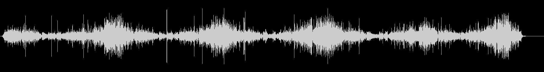 短波スキャン、ヨーロッパ、ラジオ;...の未再生の波形