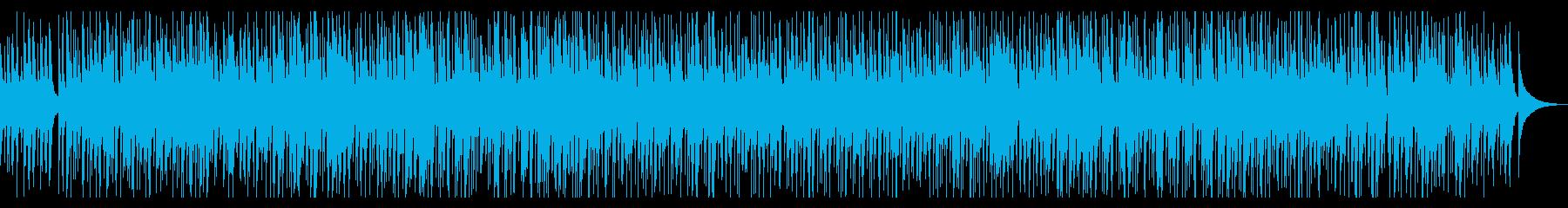 三線とウクレレのまったりリゾート曲・沖縄の再生済みの波形