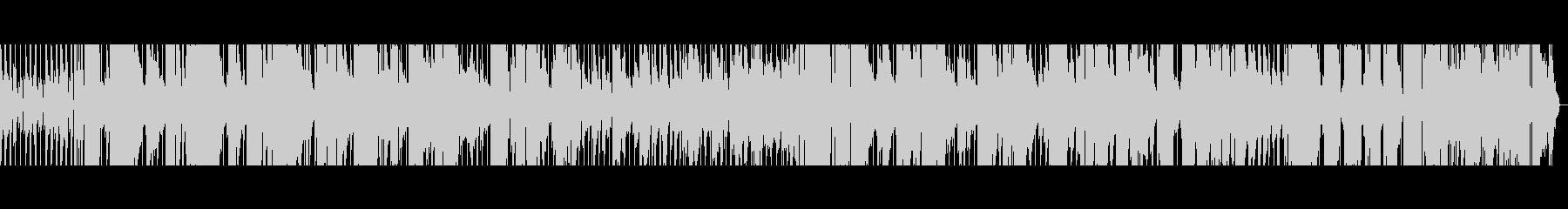【短いイントロVer】渋いブルースの未再生の波形
