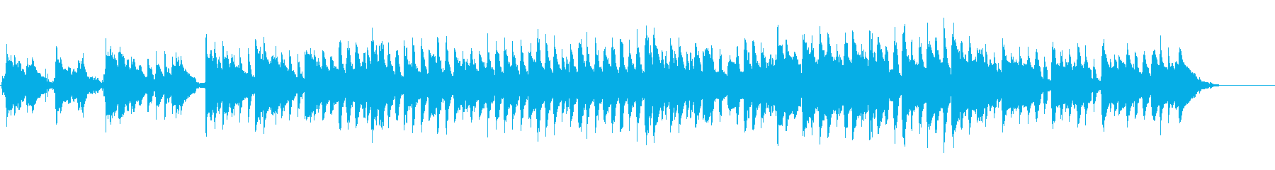 【ピアノ/バンドネオン/ギターのみ短尺】の再生済みの波形