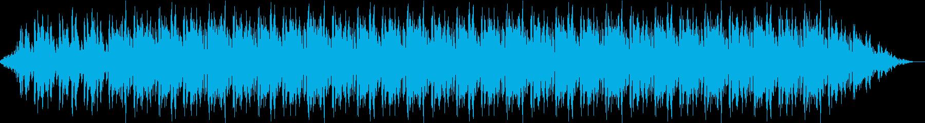 異世界の物語テーマ曲(劇伴、BGM)の再生済みの波形