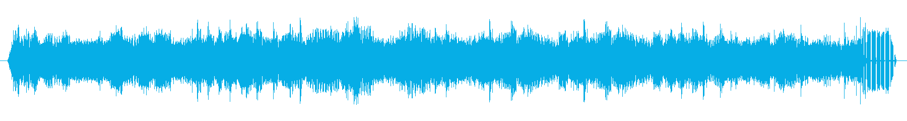 SCI-FI GENERATOR ...の再生済みの波形