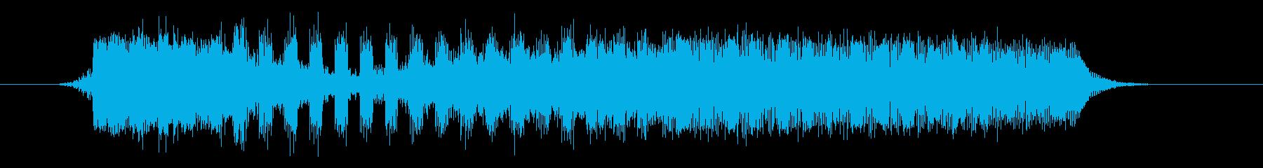 AMGアナログFX 46の再生済みの波形