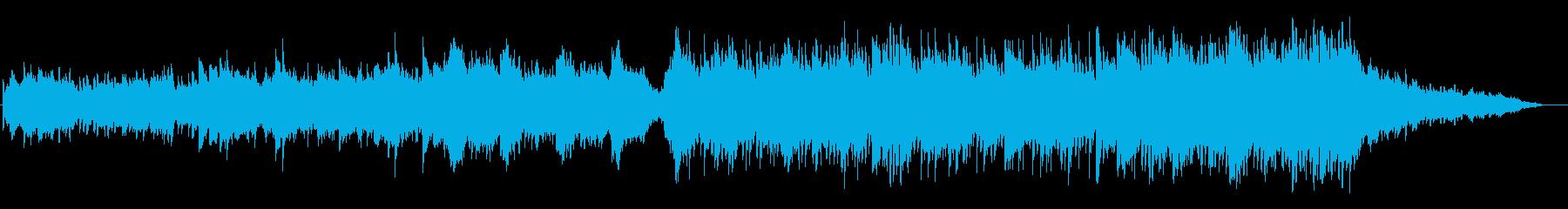 ポップ ロック 現代的 交響曲 モ...の再生済みの波形