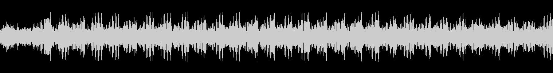 ヘビーギター3、BPM140、A、リフの未再生の波形