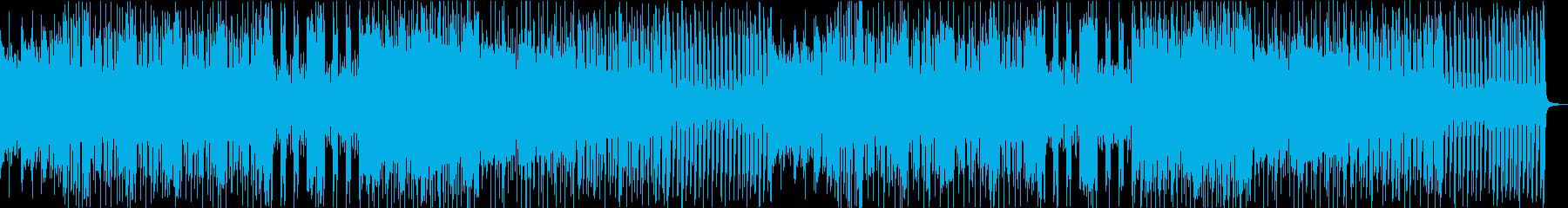 緊張感のあるプログレ戦闘曲/変拍子の再生済みの波形