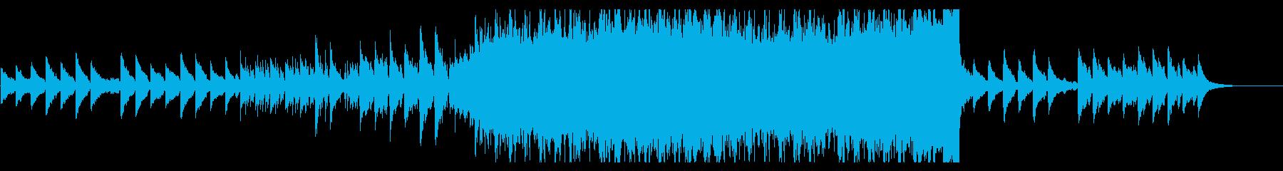 壮大なファンタジーの再生済みの波形