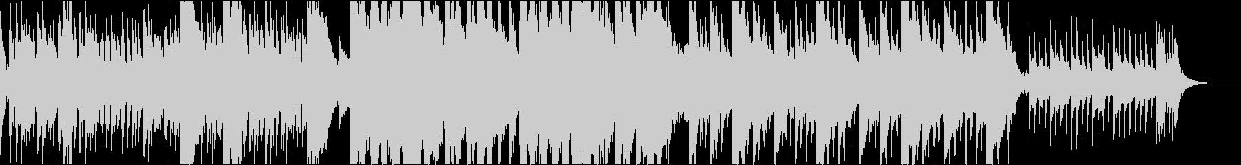 オリエンタルな響きのカバー曲です。の未再生の波形