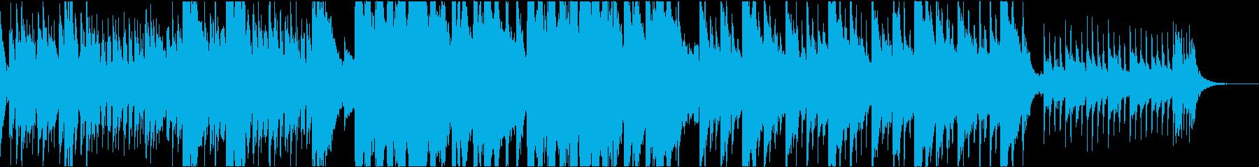 オリエンタルな響きのカバー曲です。の再生済みの波形