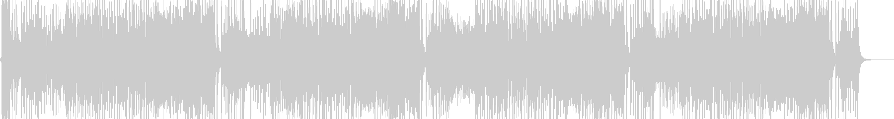 戦場を演出するオーケストラ ピアノ無Bの未再生の波形