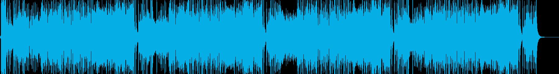 戦場を演出するオーケストラ ピアノ無Bの再生済みの波形