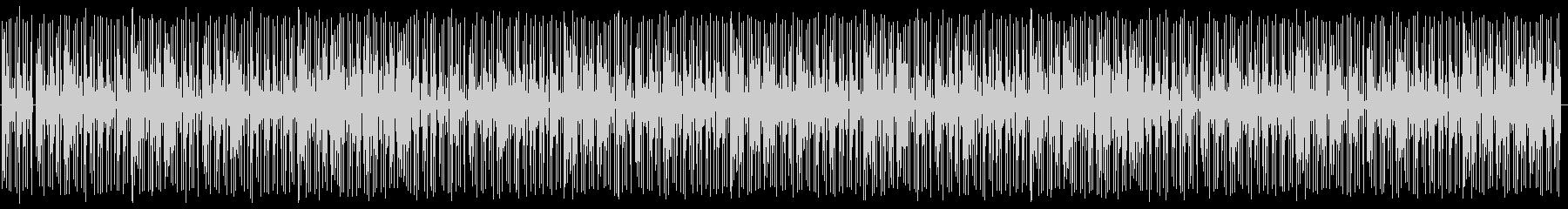クールなメロディーとオルガンパッド...の未再生の波形