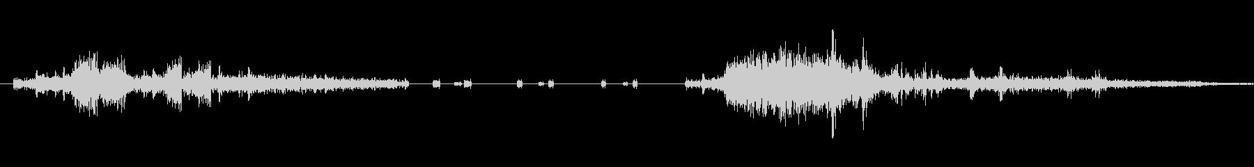 小型サーボアーティキュレーションA...の未再生の波形