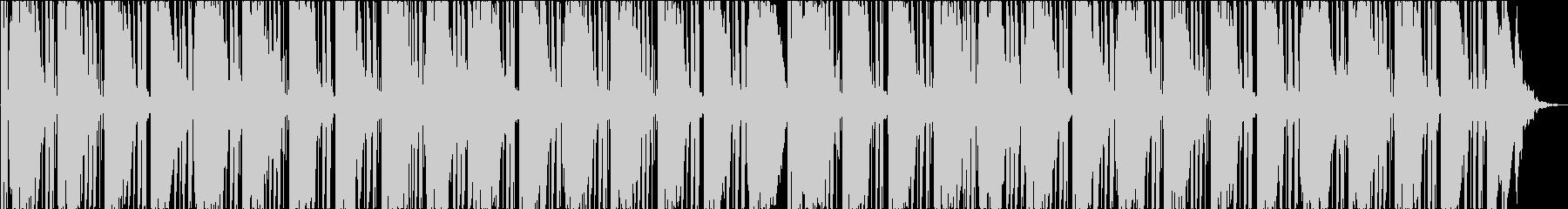 ジャジーなローファイ・チルの未再生の波形