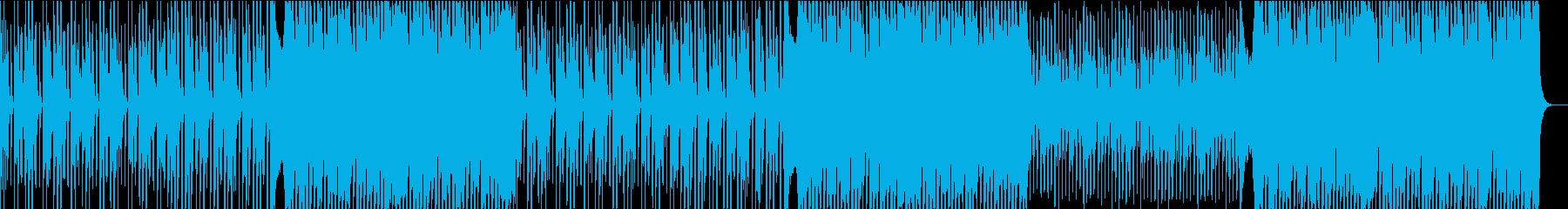 セクシーでリズミカルなこの曲は、間...の再生済みの波形