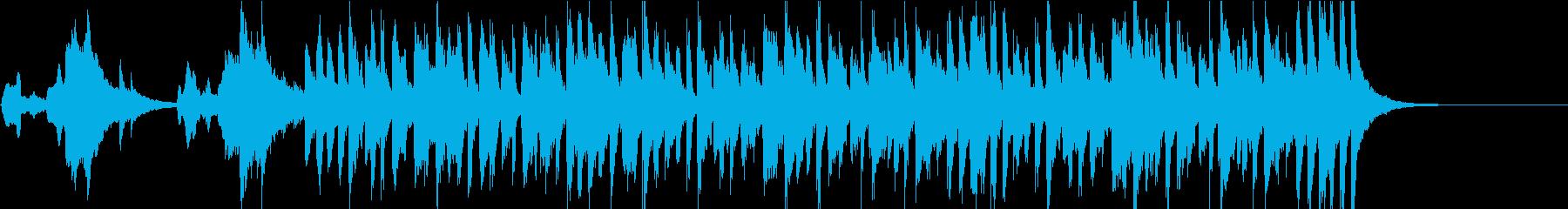 クラシック 交響曲 コーポレート ...の再生済みの波形