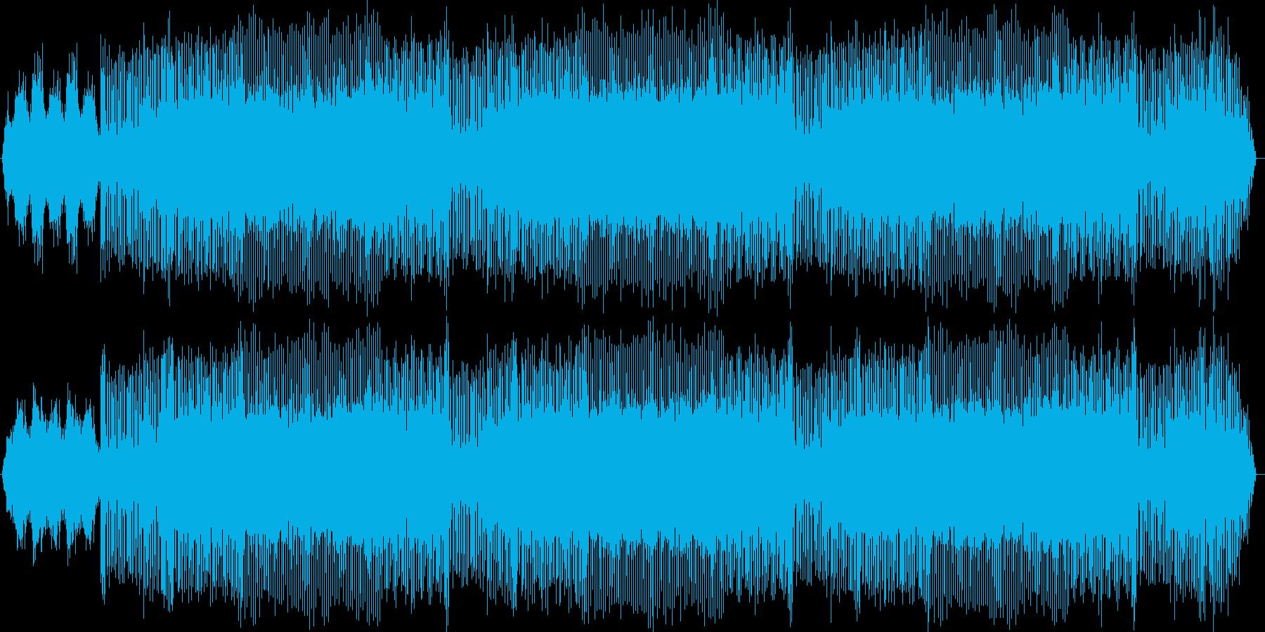 メタルのバラード作ってみました。聴い…の再生済みの波形